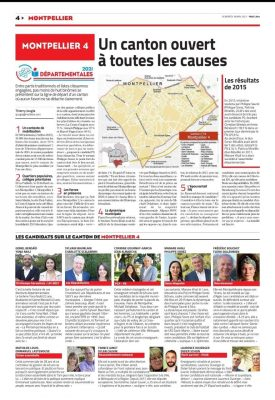 Midi Libre du 28 mai 2021